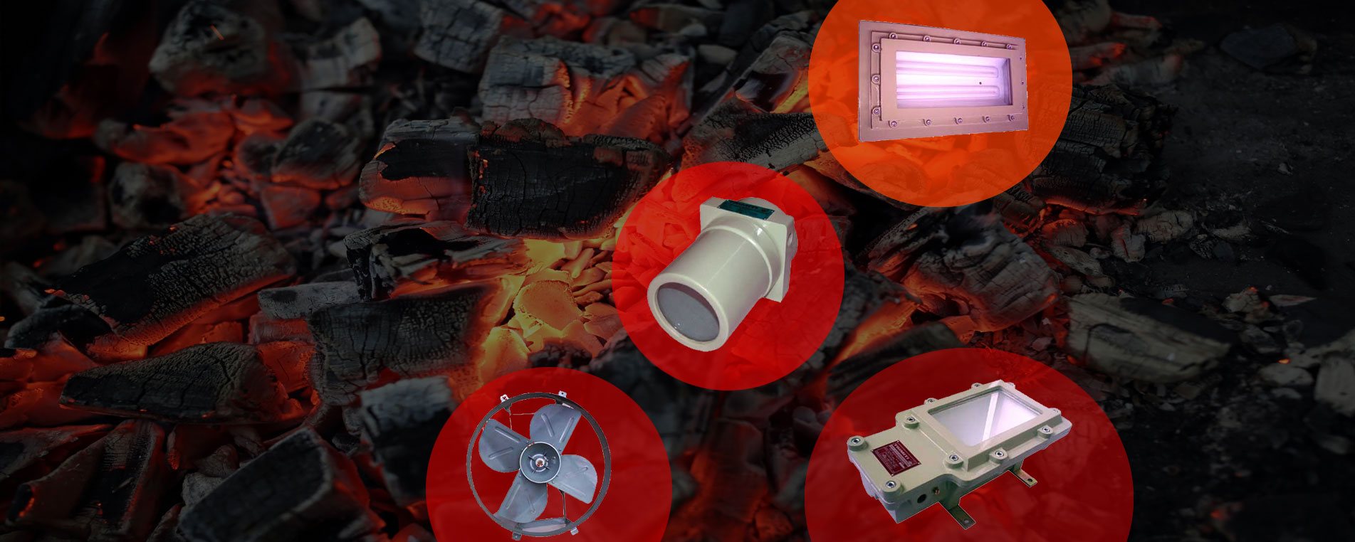 Flameproof Equipments, Lighting Fitting, Well Glass Fittings